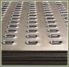 Steel Punched Decking